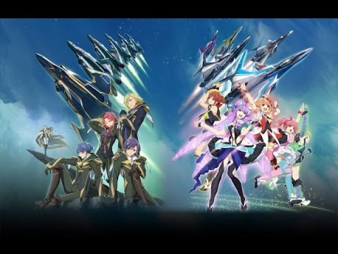 Macross Delta TV Anime Introduces Its Female Idols