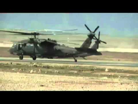 Black Hawks in Afghanistan