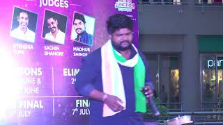 Singing Lessons by SALMAN ALI to the contestants