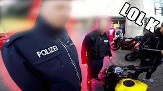 HALLOWEEN AUSFAHRT ft. Polizei 😂