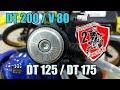 ESPECTACULAR!!!! yamaha DT 125 / DT 175 / DT 200 / V80