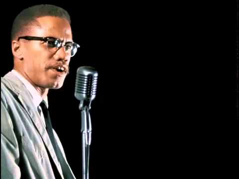 MALCOLM X  THE AMERICAN NIGHTMARE