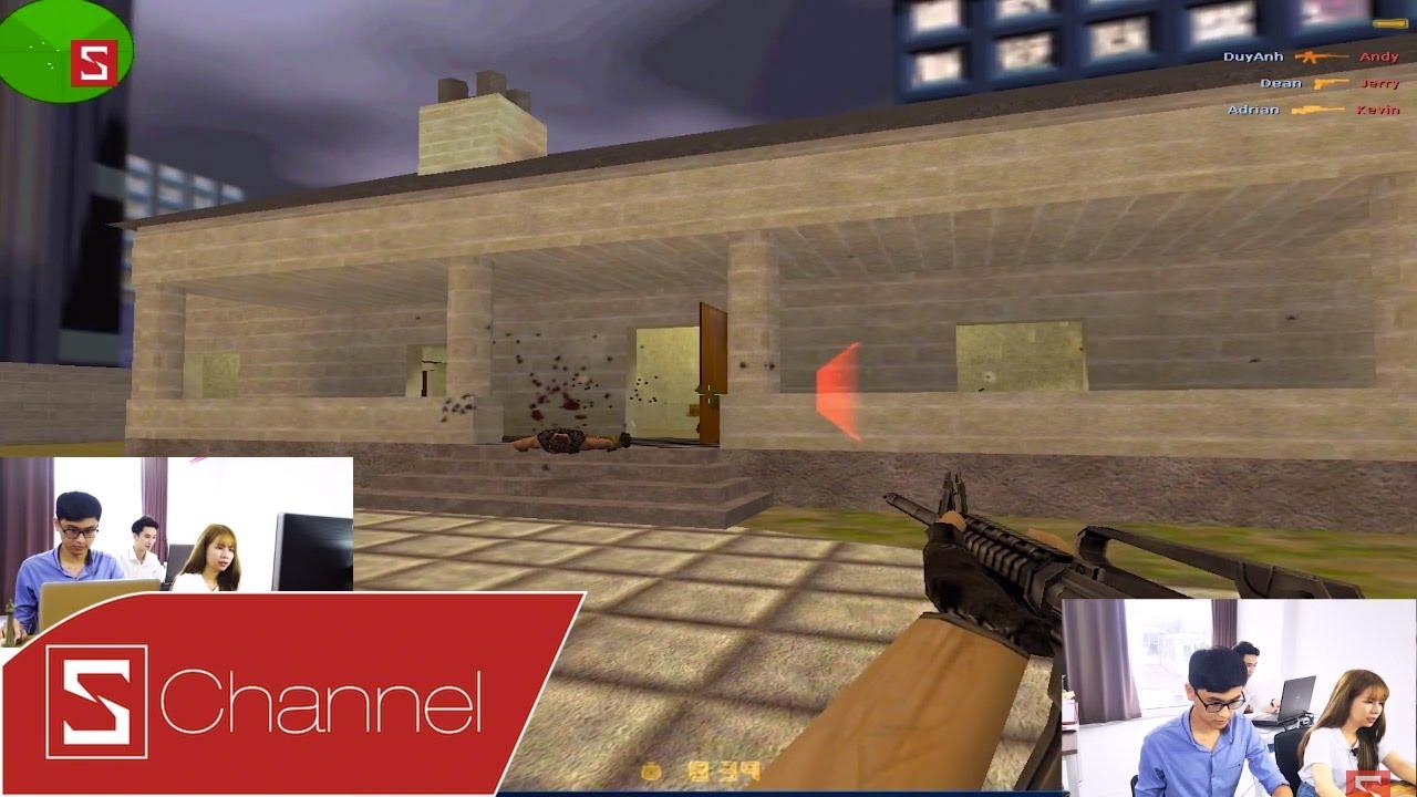 Schannel – Tuổi thơ tôi – CS 1.6 | Half Life: Game bắn súng huyền thoại gắn liền với thời thơ ấu