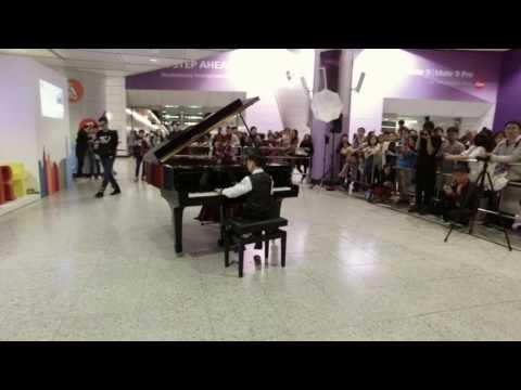 FLORENCE PIANO - Attitude! / Nicholas Scott-Burt by Matthias Lee