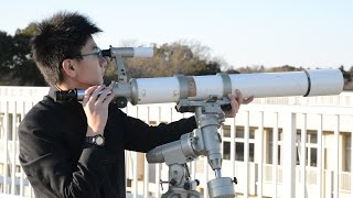 """2014年度「天文部応援中!」の活動記録ムービーです。 「天文部応援中!」の参加校に与えられた""""天体観望会を開く""""というミッション。 今年度..."""