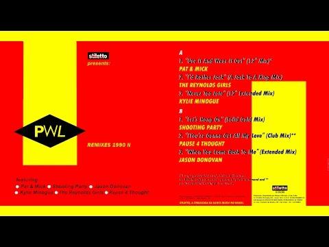 Stiletto - PWL Remixes 1990 - Vol. 2