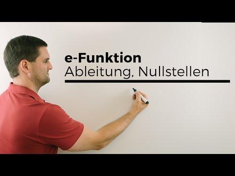 Lineare Funktionen, Y-Wert gegeben und X-Wert bestimmen durch Umstellen | Mathe by Daniel Jung from YouTube · Duration:  4 minutes 46 seconds