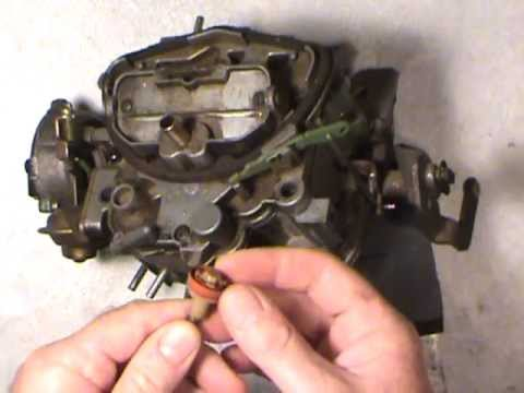Rochester Carburetor Trick! - YouTube