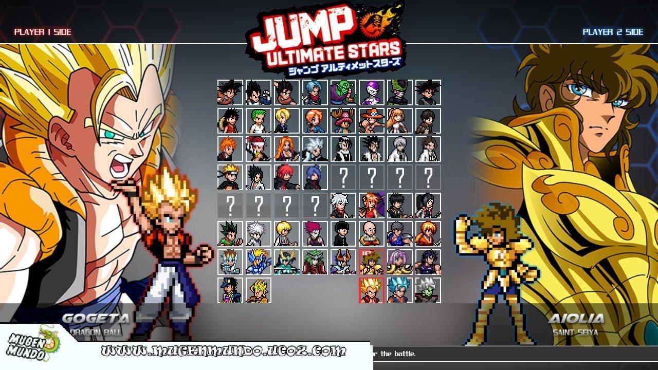 Dragon ball super jump ultimate stars
