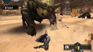 Monster Hunter Portable 2nd G