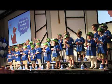 Mount Hope Christian School Blue Room Spring Program 2019-Matteo