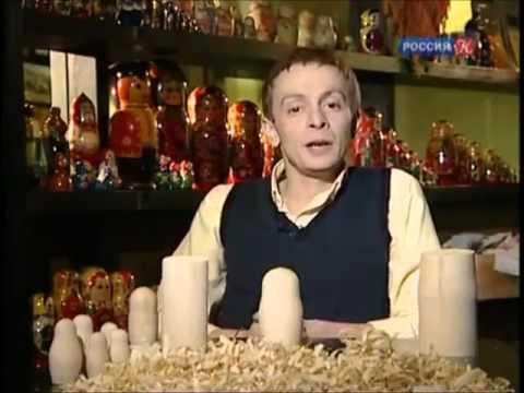 Русская народная матрёшка.