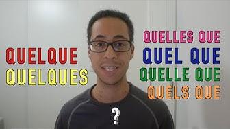 LMEJ#31 - Quelque Soit ou Quel Que Soit ?