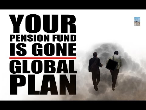 Pension Funds Will be STOLEN to Pay Government Deficit as Debt Rises!