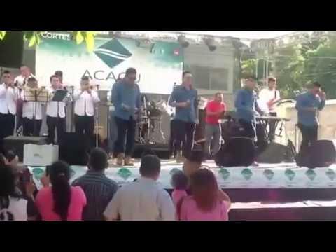 Conchagua la union fiestas titulares de conchagua 14 de enero 2017 grupo musical conchagua