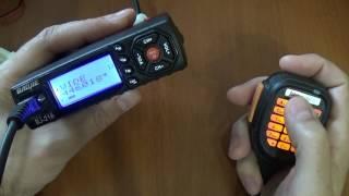 Комплект автомобільної радіостанції Baojie BJ-218