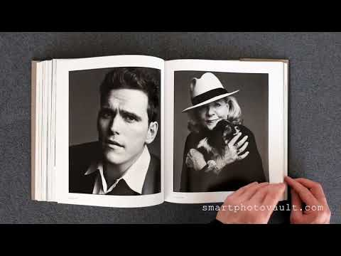 PATRICK DEMARCHELIER BOOK OF PORTRAITS - PHOTOGRAPHY