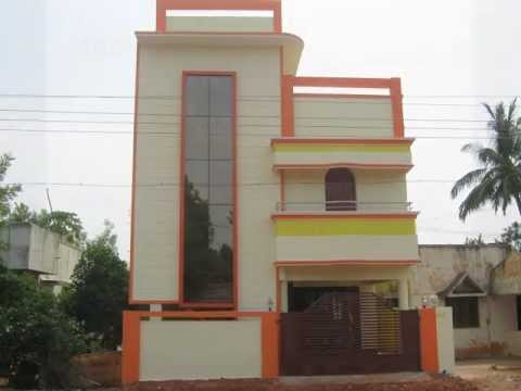 A NEWLY BUILT HOUSE FOR SALE AT THANJAVUR