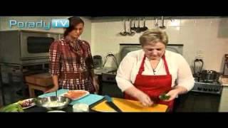 Roladki z wędzonego łososia (www.porady.tv)