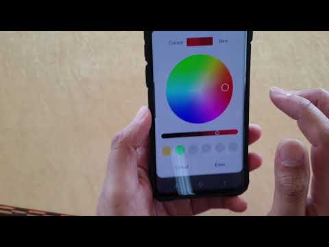 Galaxy S10 / S10+: Set Custom Edge Lighting Color By App