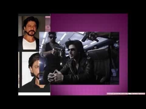 Raees The SRK Movie Trailer HD