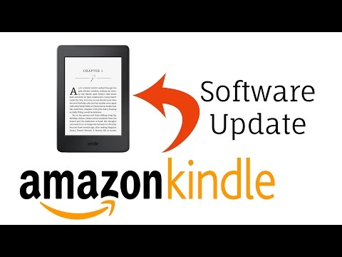 How To Update Kindle Software Manually (Amazon Kindle EBook Reader)