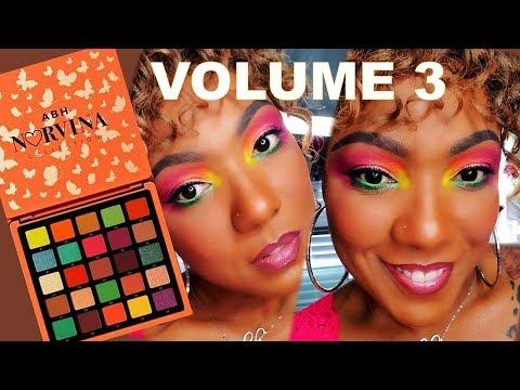 **NEW** NORVINA VOL 3 Pro Palette - Eye Look & Swatches!! thumbnail