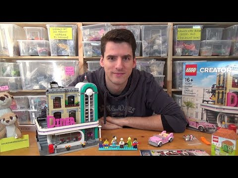 LEGO® Creator Expert 10260 - Downtown Diner