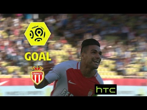 Goal Radamel FALCAO (42') / AS Monaco - Stade Rennais FC (3-