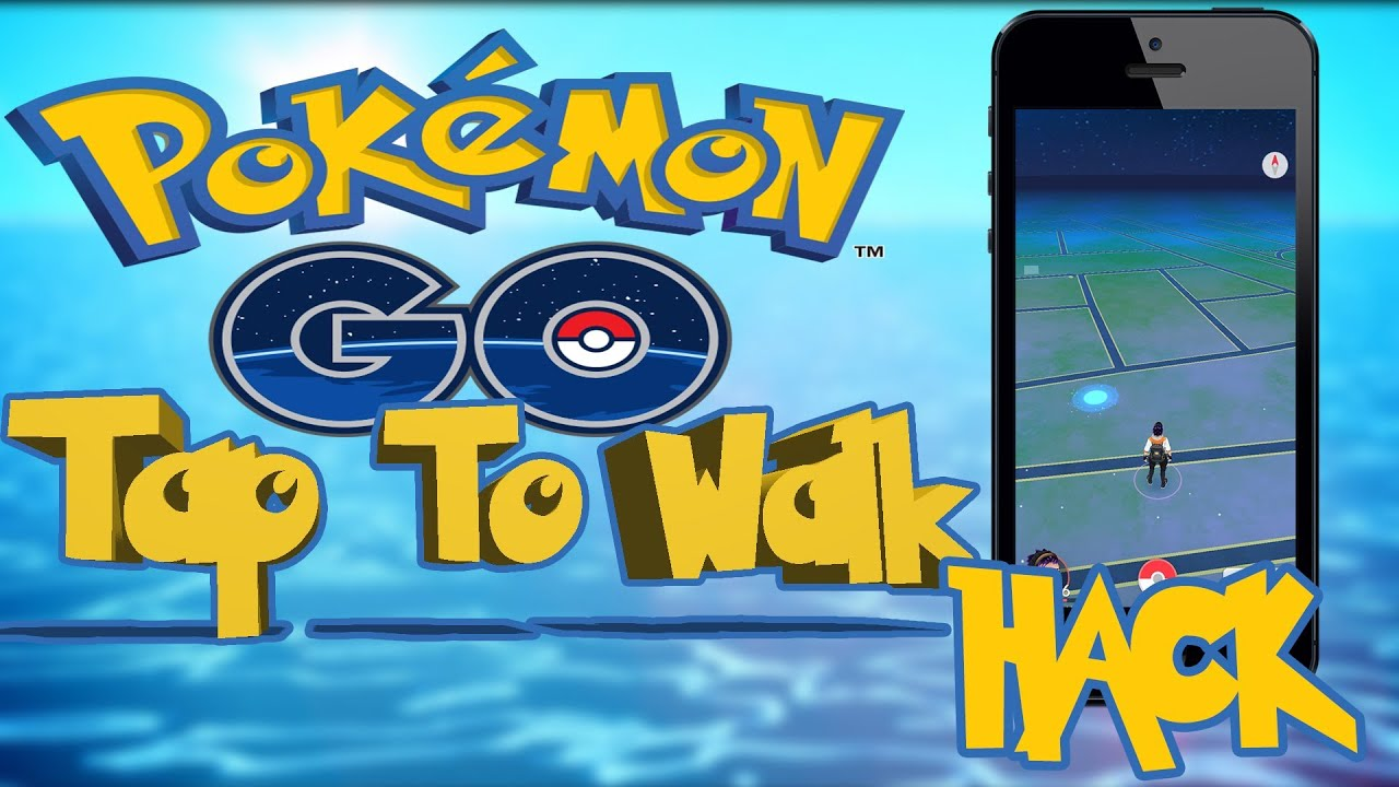 Pokemon NEW Go Tap To Walk No Jailbreak No Computer No Root IOS And Android Hack/Glitch 2016 ...