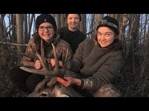 Elk, Moose And Deer Hunting For Girls: Can A 12 Year Old Shoot A Tikka T3X Lite In 7mm?