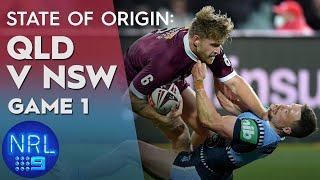State of Origin Highlights: NSW v QLD - Game I | NRL on Nine