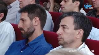 Антитеррористический форум прошел в Каспийске
