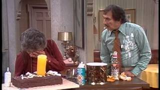 Maude: The Complete Series (1972) Bill Macy Discusses Walter's Drinking Problem HD
