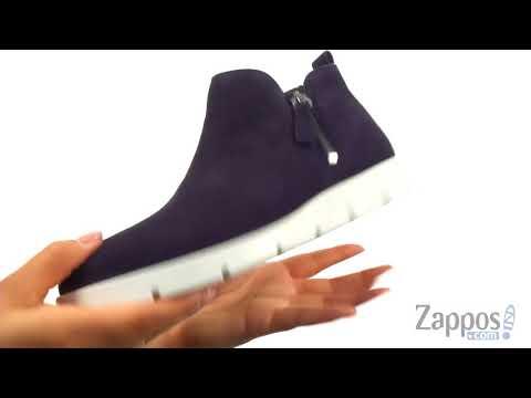 0a94fea2 ECCO Bella Zip High Top SKU: 8960898 - YouTube