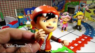 BoBoiBoy Galaxy And Friends Terbaru | Kids Toys