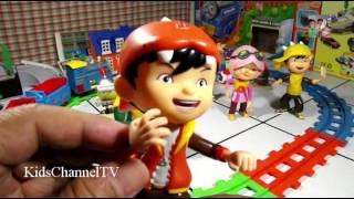 BoBoiBoy Galaxy And Friends Terbaru | Kids Toys