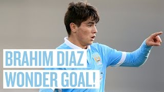 DIAZ WONDERGOAL | City U18s 4-3 Chelsea U18s | Highlights