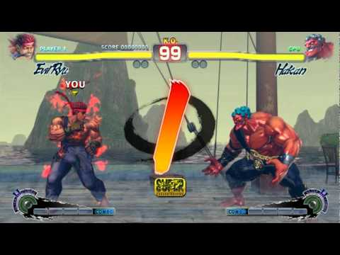 Ampolleta reviews : Super Street Fighter IV Arcade Edition