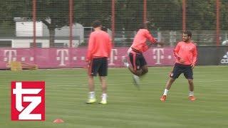 Douglas Costa hat es wieder getan: Super-Trick vom Bayern-Star