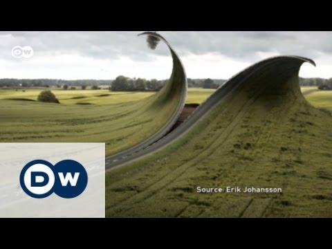 Erik Johansson's surreal photo worlds | Euromaxx