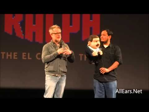 """Wreck-It Ralph"" Director Rich Moore at the El Capitan Theater Mp3"