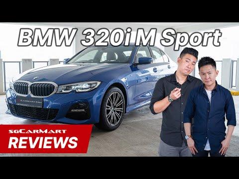 2019 BMW 3 Series 320i M Sport Singapore | sgCarMart Reviews
