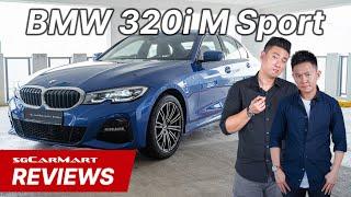 2019 BMW 3 Series 320i M Sport Singapore   sgCarMart Reviews