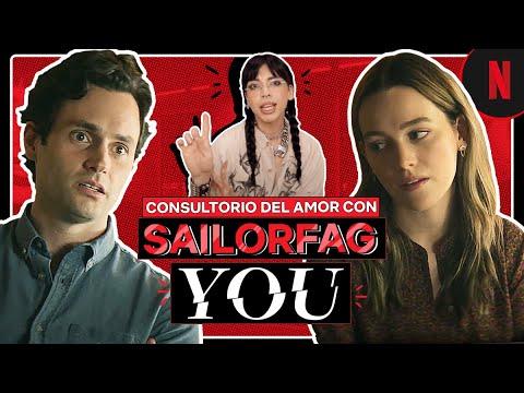 Sailorfag da terapia de pareja a Joe y Love | El consultorio del amor | You