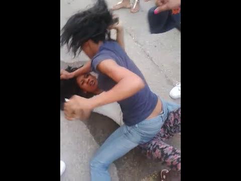 Linwood girls fight(1)