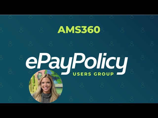 AMS360 (tutorial) - How our integration with AMS360 works