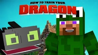 Minecraft - HOW TO TRAIN YOUR DRAGON 2 - [16]