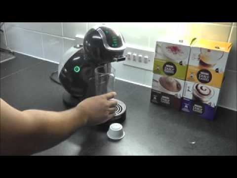 The New De'Longhi Dolce Gusto Melody 3 Coffee Machine