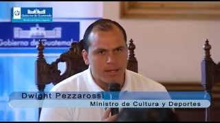 Resumen de Actividades del Ministerio de Cultura y Deportes del 16 al 22 de Marzo